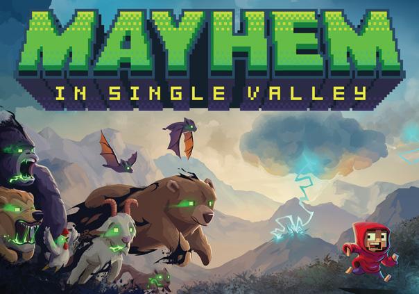 Mayhem in Single Valley Game Profile Image