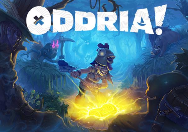 Oddria Game Profile Image
