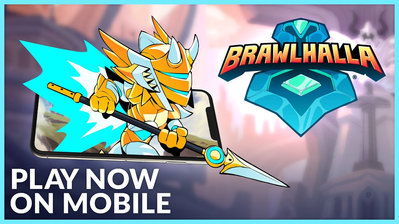 Brawlhalla Mobile Launch