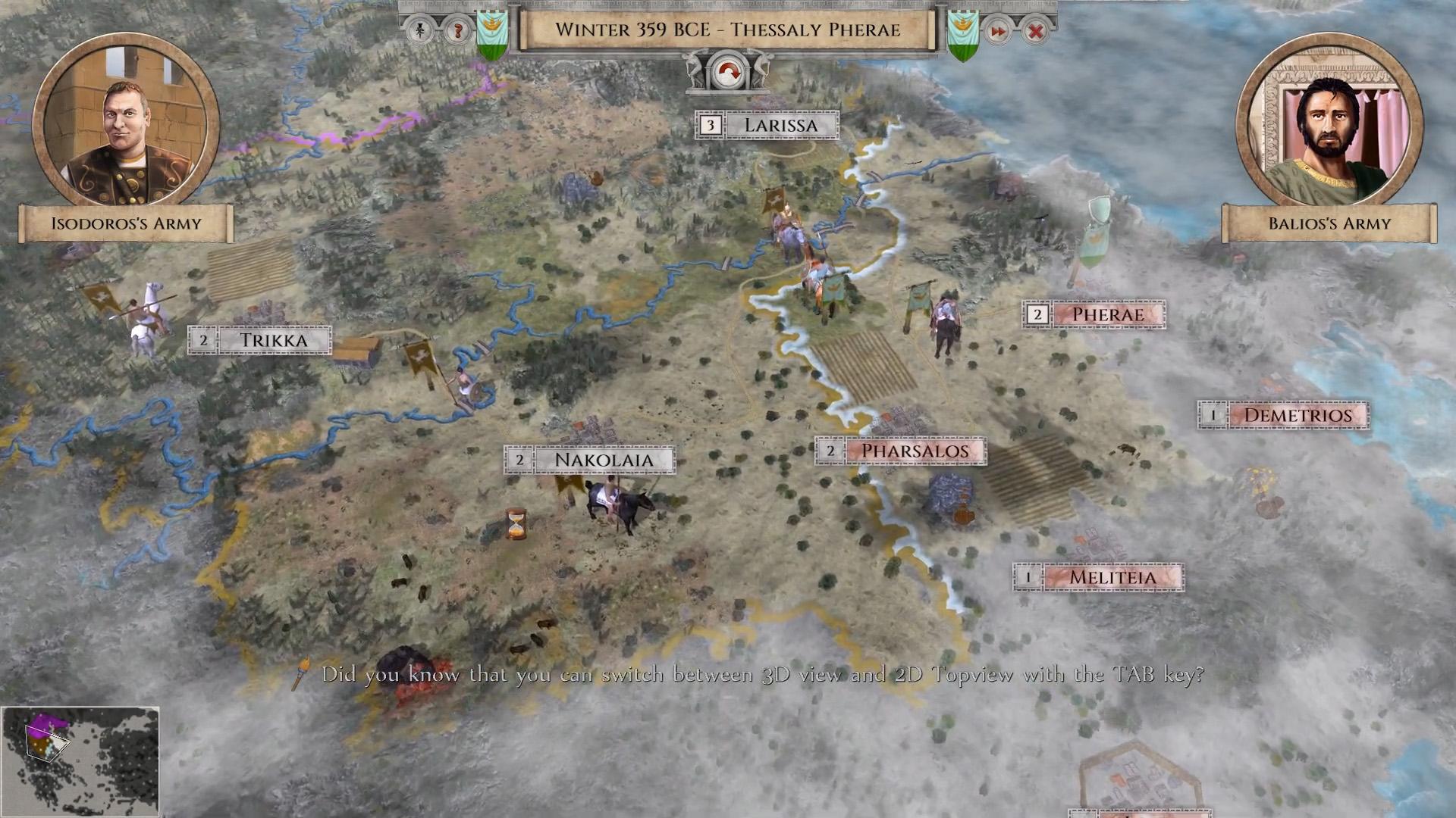 Imperiums Greek Wars Video Thumbnail