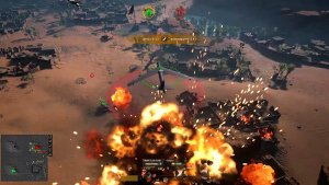 Iron Conflict Gameplay Trailer