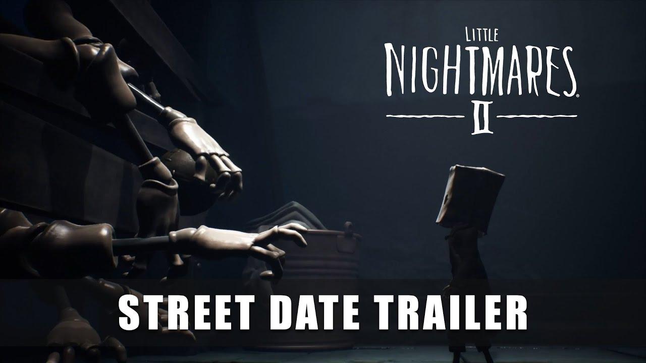 Little Nightmares II Story Trailer