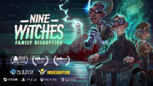 Nine Witches Family Disruption Teaser