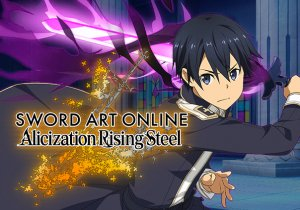 SAO Alicization Rising Steel