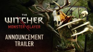 The Witcher: Monster Slayer Announcement Trailer
