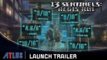 13 Sentinels Aegis Rim Launch Trailer