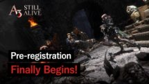 A3 Still Alive Pre Registration Trailer