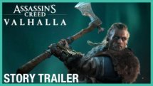 Assassins Creed Valhalla Story Trailer