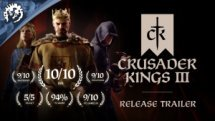 Crusader Kings III Launch Trailer
