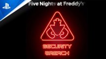 Five Nights At Freddys Security Breach Teaser