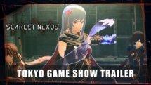 Scarlet Nexus TGS 2020 Trailer