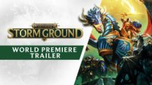 Warhammer Age of Sigmar Storm Ground Reveal Trailer