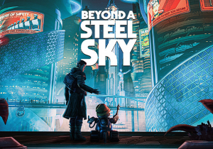 Beyond a Steel Sky Game Profile Image
