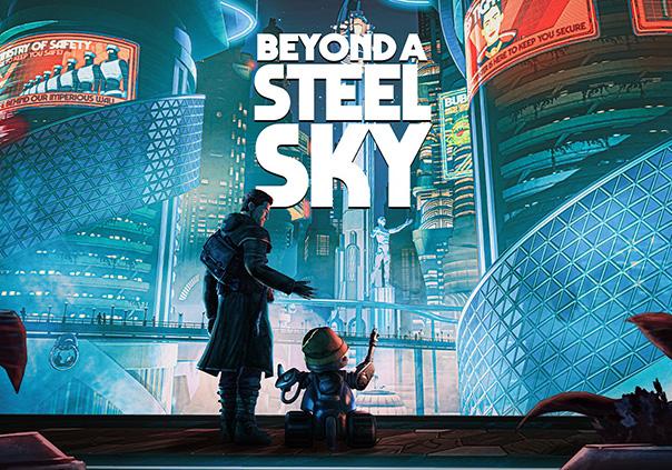 Beyond a Steel Sky Game Profile Image