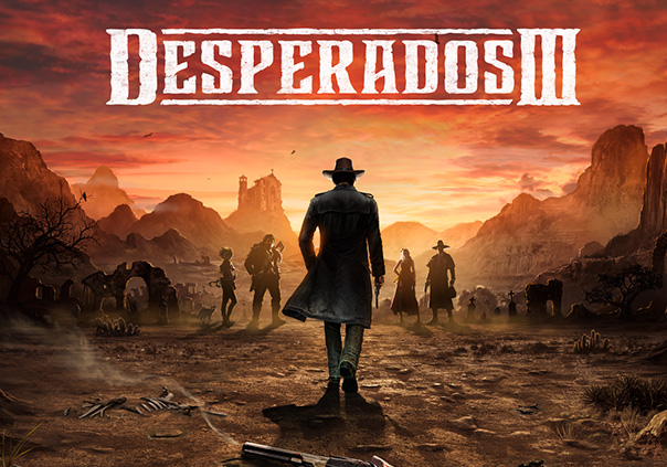 Desperados III Game Profile Image