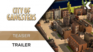 City of Gangsters Teaser