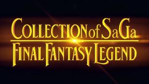 Collection of SaGa TGS 2020 Trailer
