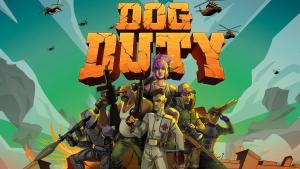 Dog Duty Launch Trailer