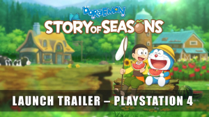 Doraemon Story of Seasons Launch Trailer