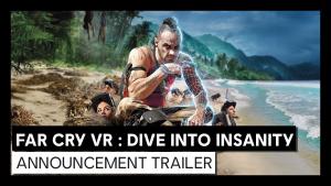 Far Cry VR Announcement Trailer