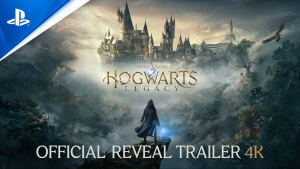 Hogwarts Legacy Reveal Trailer