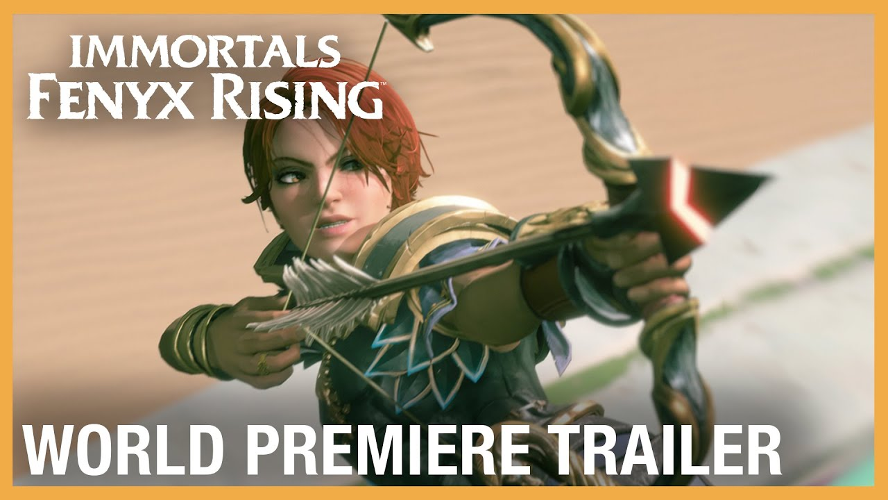 Immortals Fenyx Rising Premiere Trailer