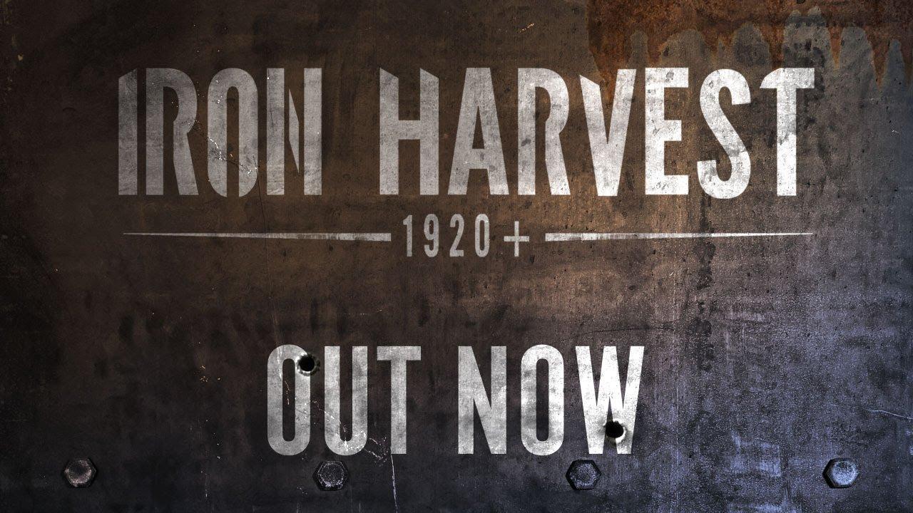 Iron Harvest Launch Trailer