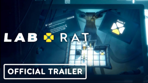 Lab Rat Official Reveal