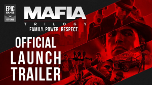 Mafia Trilogy Launch Trailer