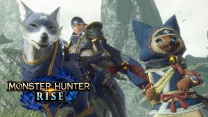 Monster Hunter Rise Announcement Trailer