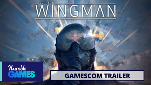 Project Wingman Gamescom Trailer