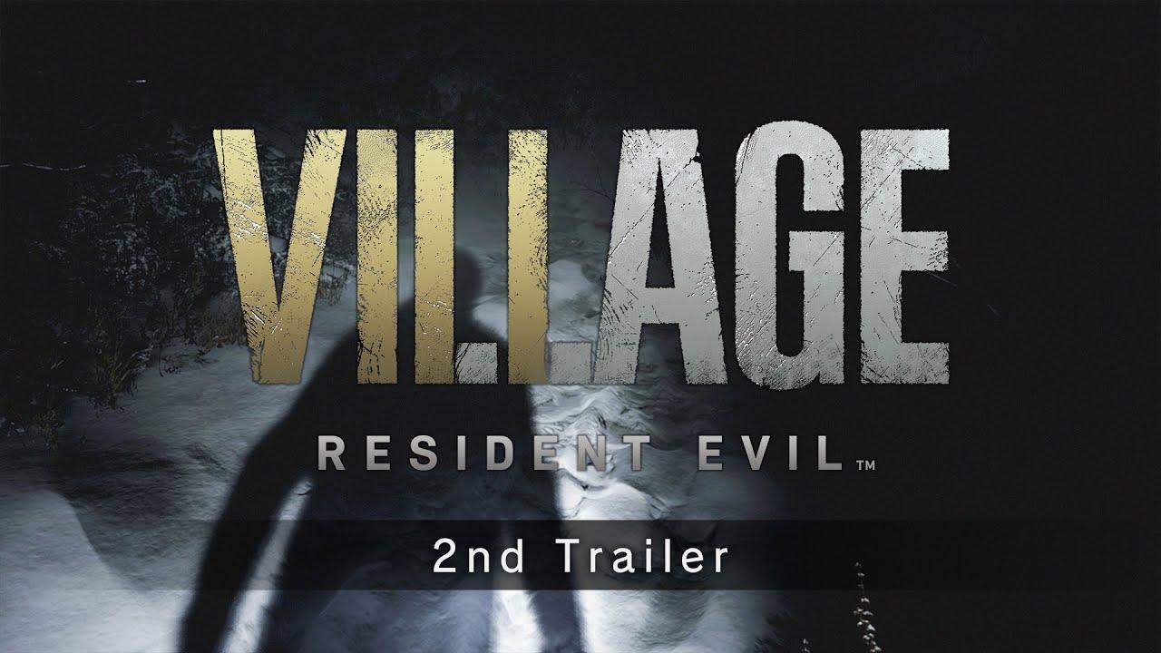 Resident Evil Village 2nd Trailer
