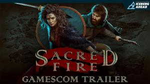 Sacred Fire Gamescom Trailer