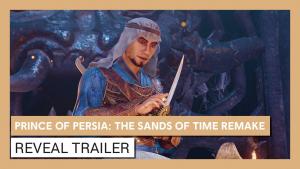 Sands of Time Remake Reveal Trailer