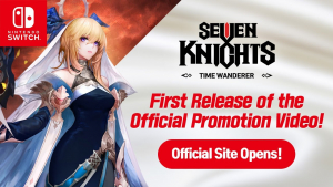 Seven Knights Time Wanderer Reveal Trailer