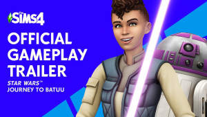 The Sims 4 Star Wars Journey To Batuu Reveal Trailer