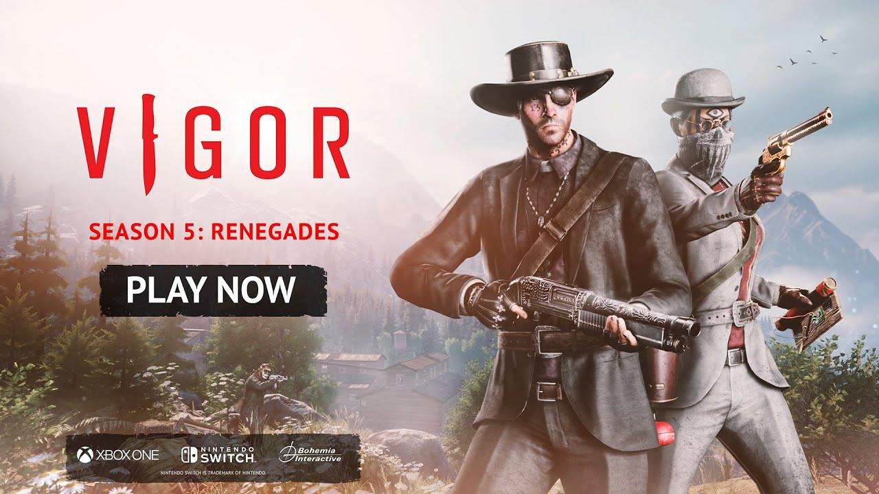 Vigor Season 5 Renegades Trailer