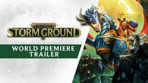 Warhammer Age of Sigmar Storm Ground Reveal Trailer