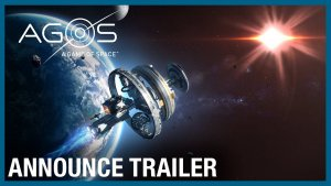 AGOS A Game of Space Reveal Trailer