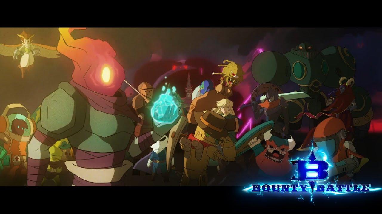 Bounty Battle Launch Trailer