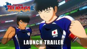 Captain Tsubasa Launch Trailer