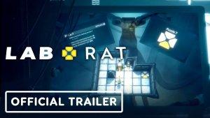Lab Rat Official Reveal