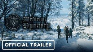 Medieval Dynasty Gamescom Trailer