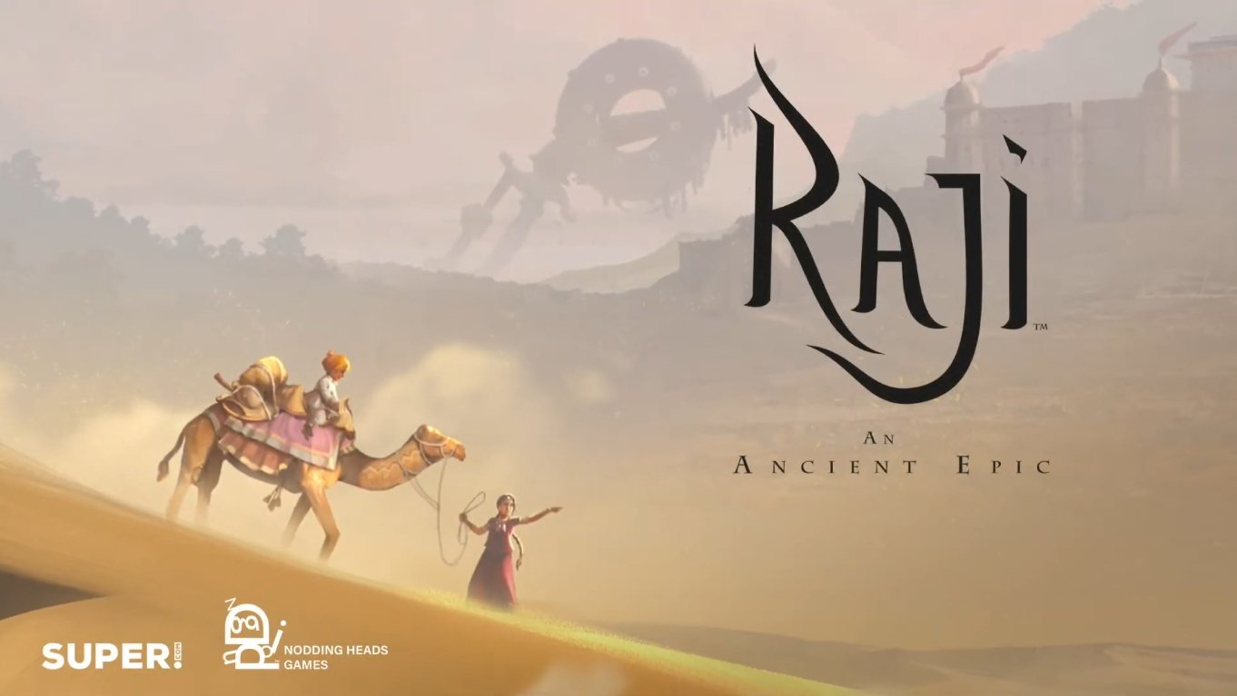 Raji An Ancient Epic Release Date