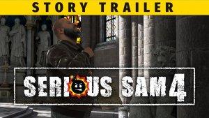 Serious Sam 4 Story Trailer