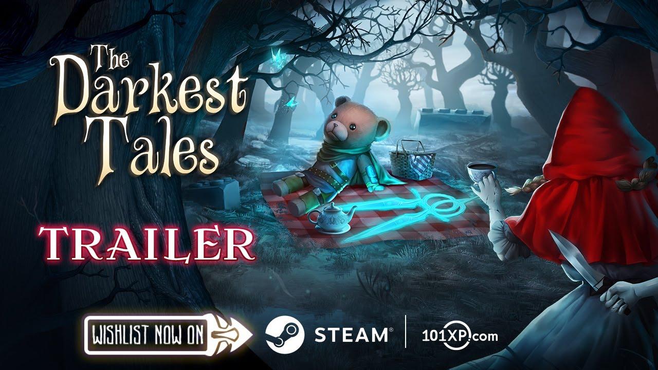 The Darkest Tales Reveal Trailer
