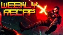 Weekly Recap (Art: Rogue Company / Dr Disrespect)