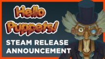 Hello Puppets Steam Release Announcement