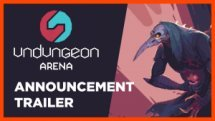 Undungeon Arena Announcement Trailer