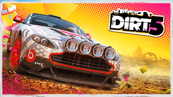 DIRT 5 Game Profile Image